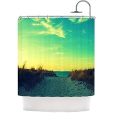 Walk With Love Shower Curtain