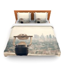The View LA by Catherine McDonald Light Duvet Cover