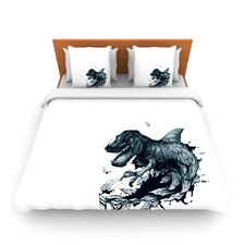 The Blanket by Graham Curran Light Duvet Cover