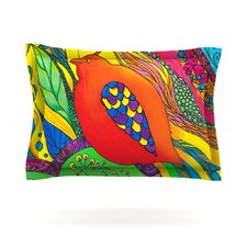 Psycho-Delic Dan by Catherine Holcombe Pillow Sham