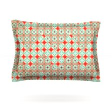 Traveling Caravan by Catherine McDonald Featherweight Pillow Sham