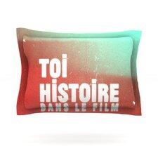 Toi Histoire by Danny Ivan Pillow Sham