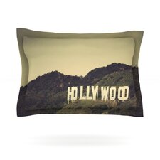 Hollywood by Catherine McDonald Pillow Sham