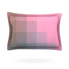 Girly Pixel Surface by Danny Ivan Pillow Sham