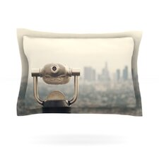 The View LA by Catherine McDonald Featherweight Pillow Sham