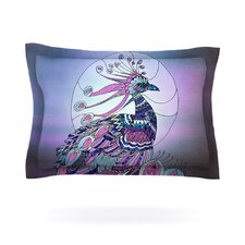 Peacock by Catherine Holcombe Featherweight Pillow Sham