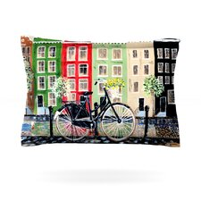 Bicycle by Christen Treat Featherweight Pillow Sham