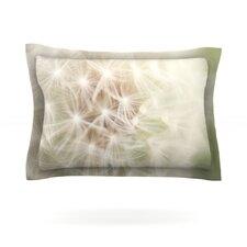 Dandelion by Catherine McDonald Featherweight Pillow Sham