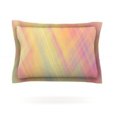 Pastel Abstract by Ingrid Beddoes Pillow Sham