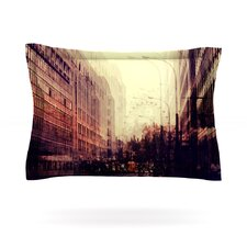London by Ingrid Beddoes Featherweight Pillow Sham
