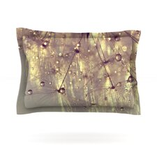 Sparkles of Gold by Ingrid Beddoes Pillow Sham