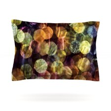 Warm Sparkle by Ingrid Beddoes Featherweight Pillow Sham