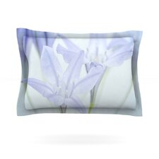 Triplet Lily by Iris Lehnhardt Pillow Sham