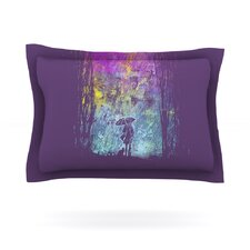 Purple Rain by Frederic Levy-Hadida Featherweight Pillow Sham