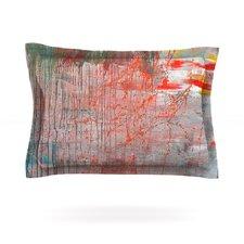 Mots de La Terre by Iris Lehnhardt Featherweight Pillow Sham