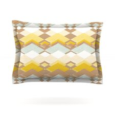 Retro Desert by Nika Martinez Pillow Sham
