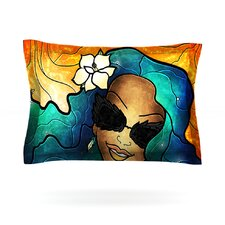 Let The Good Times Roll by Mandie Manzano Pillow Sham