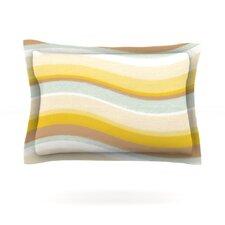 Desert Waves by Nika Martinez Pillow Sham