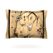 Panther by Jennie Penny Featherweight Pillow Sham