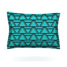 Deco Angles by Nina May Pillow Sham
