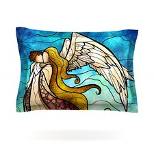 In the arms of the Angel by Mandie Manzano Pillow Sham