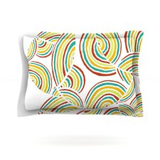Rainbow Sky by Pom Graphic Design Pillow Sham