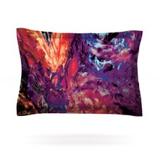 Passion Flowers II by Mary Bateman Pillow Sham