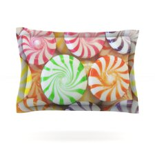 I Want Candy by Libertad Leal Pillow Sham