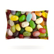 I Want Jelly Beans by Libertad Leal Featherweight Pillow Sham