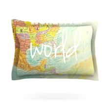 What a Wonderful World by Libertad Leal Pillow Sham