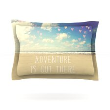 Adventure is Out There by Sylvia Cook Pillow Sham