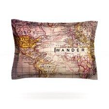 Wander by Sylvia Cook Pillow Sham