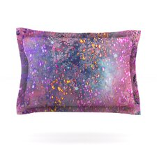 Pink Universe by Marianna Tankelevich Pillow Sham