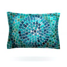 Circular by Sylvia Cook Featherweight Pillow Sham