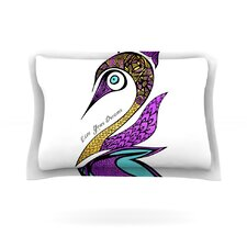 Dreams Swan by Pom Graphic Design Pillow Sham
