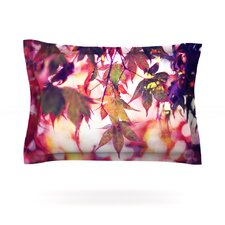 On Fire by Sylvia Cook Pillow Sham