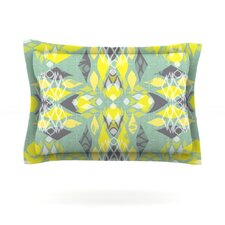 Joyful Teal by Miranda Mol Pillow Sham