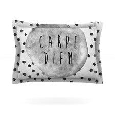 Carpe Diem by Vasare Nar Pillow Sham