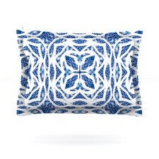 Blue Explosion by Miranda Mol Featherweight Pillow Sham
