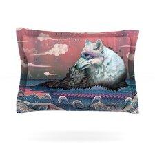 Lone Wolf by Mat Miller Pillow Sham