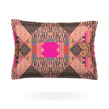 New Wave Zebra by Vasare Nar Featherweight Pillow Sham