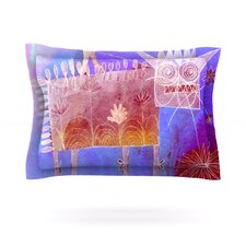 Scary Song About Love by Marianna Tankelevich Pillow Sham
