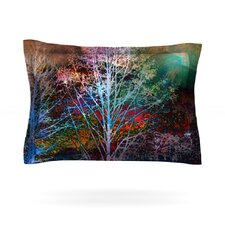 Trees in the Night by Sylvia Cook Pillow Sham