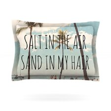 Salt in the Air by Nastasia Cook Featherweight Pillow Sham