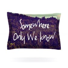 Somewhere by Rachel Burbee Pillow Sham