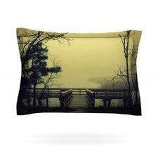 Fog on the River by Robin Dickinson Pillow Sham