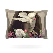 Doves Eyes by Suzanne Carter Pillow Sham
