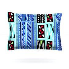 American Blanket Pattern by Vikki Salmela Pillow Sham