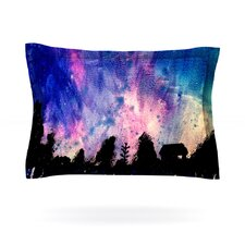 First Snow by Theresa Giolzetti Pillow Sham