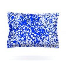 Bloom Blue for You by Vikki Salmela Pillow Sham